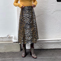 LEOPARD RIDING PANTS 【WOMENS】