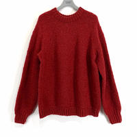 NORDIC ALPACA KNIT【WOMENS】