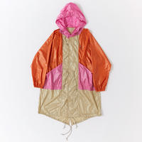 TWINKLE LONG ANORAK【 WOMENS】