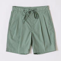 PIN CHECK TROUSERS SHORTS 【MENS】