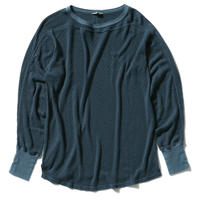 MEUTHUSHI JACQUARD LONG SLEEVE TEE【WOMENS】