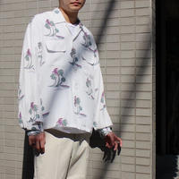 BIG ALOHA LONG SLEEVE SHIRTS【MENS】