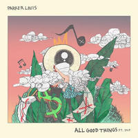 Parker Louis  / All Good Things -LP-