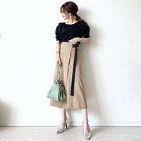 skirt (beige)
