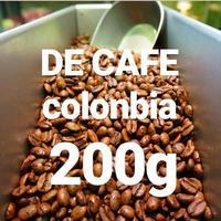 """DECAFE colonbia """"デカフェ コロンビア産"""" 200g"""