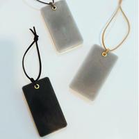 アロマサシェ ネロリ の香り ブラック&グレー