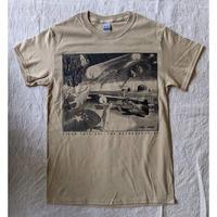 タイガー立石:Tシャツ「強行着陸」