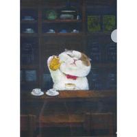 町田尚子:喫茶白木クリアファイル