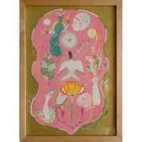 MARUU作品「薔薇色の食卓」