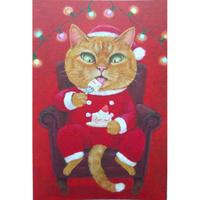 町田尚子:クリスマスポストカード