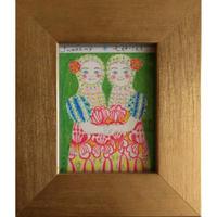 MARUU作品「星の双子」