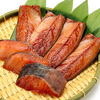 [送料無料]食べ切り夕飯セット(さばみりん4枚、銀ダラみりん3枚)