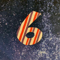 星空ひとねむりカード  6セット