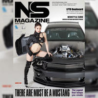 NS MAGAZINE  2020 APRIL【VOL.23】宅配便