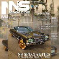 NS MAGAZINE  2018 JULY【VOL.16】宅配便