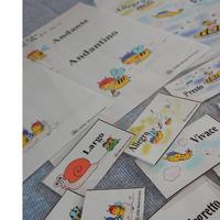 ハッチッチ速度標語カード