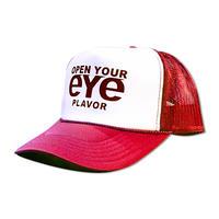 OPEN YOUR EYE MESH CAP