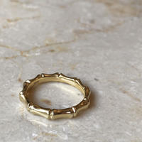 Bamboo  ring (GOLD)