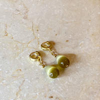 Catseye quartz pierce