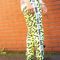 MADOROMi PATTERN ALL OVER PRiNT Jogger Pants〈NZ010〉