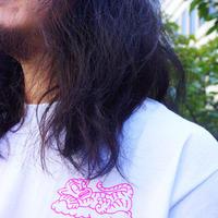 NUEZZZ NAP LOGO PRiNT T-Shirts -SQUARE LOGO BACK PRiNT-〈NZ026〉