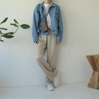【即納】 blue denim JK