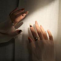 【即納】 new mani ring ( 14piece set)