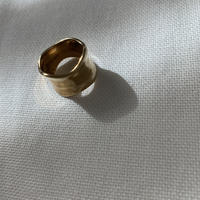 【即納】wave ring(silver925)