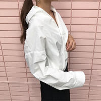 NUE's loosy シャツ【9月下旬より順次発送】