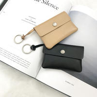 mini coin case(cow leather)【12月中旬より順次発送】