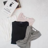 フレンチスリーブTシャツ【即納】
