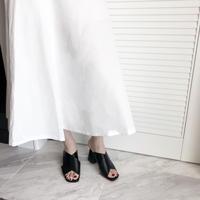 クロスサンダル【6月中旬より順次発送】