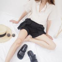 resort リネンPT【即納】