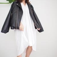 WhiteシャツOP【9月下旬より順次発送】