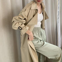 20'spring trench coat