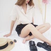 リネンシャツ【6月下旬より順次発送】