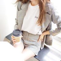 トラッドチェックSETUP【5月中旬より順次発送】