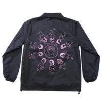 """Pie"" Coach jacket #Black - by SHUNTAROU TAKEUCHI × RYUHEI KOBOSHI"