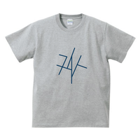 "NUITO Tee ""ANTENA"" [Heather Gray]"