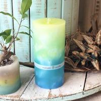 Okinawa color big candle