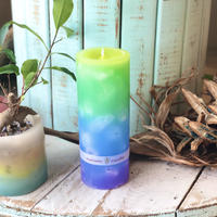 Okinawa nature color candle
