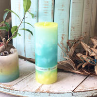 Okinawa nature color candle