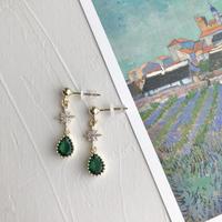 star & green drop