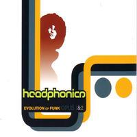 【Exogenic Breaks】 Headphonics – Evolution Of Funk - Opus 1&2 (2CDs)