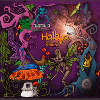Haltya ‎– Book Of Nature  【 Exogenic Records】