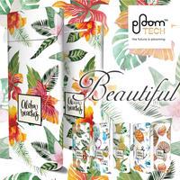【全面対応フルカスタム!】Ploom TECH プルームテック23【選べる8デザイン】専用スキンシール 裏表2枚セット