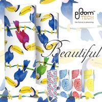 【全面対応フルカスタム!】Ploom TECH プルームテック8【選べる5デザイン】専用スキンシール 裏表2枚セット