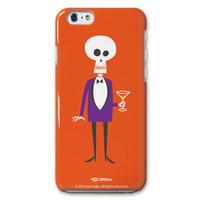 SHAG(シャグ) iPhone6/6s Dead Bon Viviant 3D ハード スマホケース