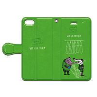 MAi(マイ) crocodile 手帳型スマホケース 対応機種(iPhone/アンドロイド機種)