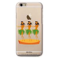 SHAG(シャグ) iPhone6/6s Three Wahines クリア ハード スマホケース